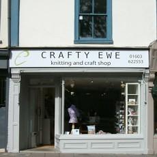 Crafty ewe