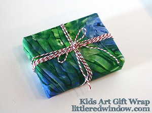 child gift wrap