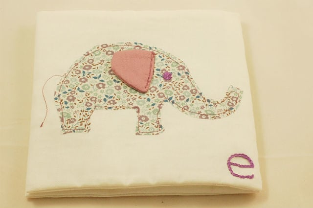 elephant baby book