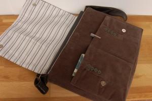 Upcycled Laptop Bag