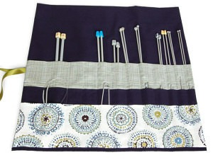 xl knitting needle case