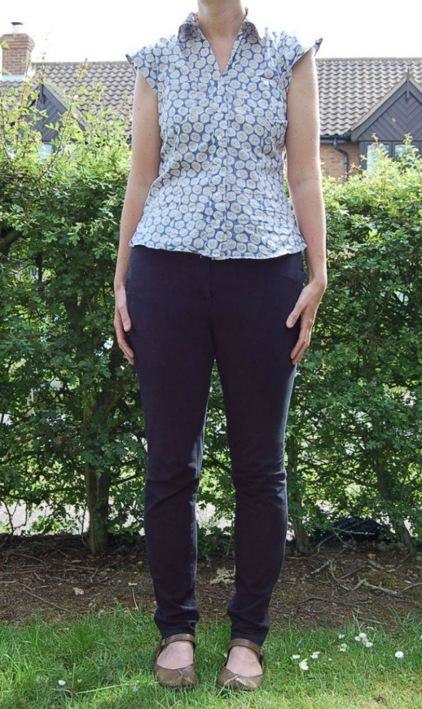 Skinny Trousers Tutorial