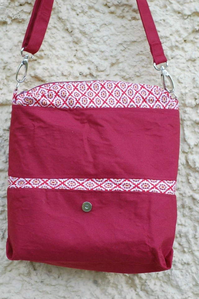 Convertible reversible bag 2 Vicky Myers Creations