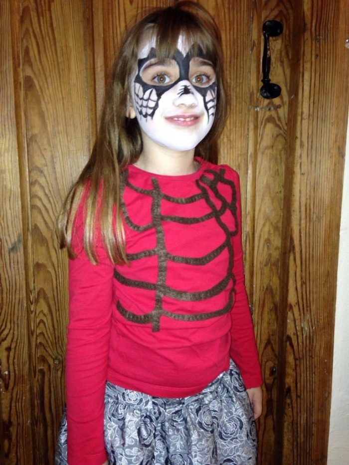 Halloween Spider Costume