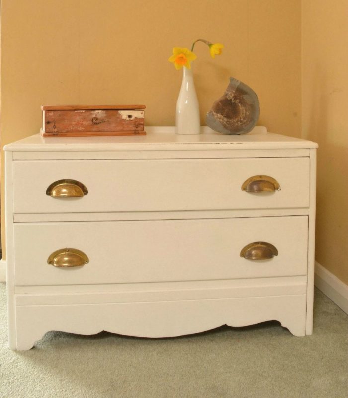 Chalk Paint chest of drawers