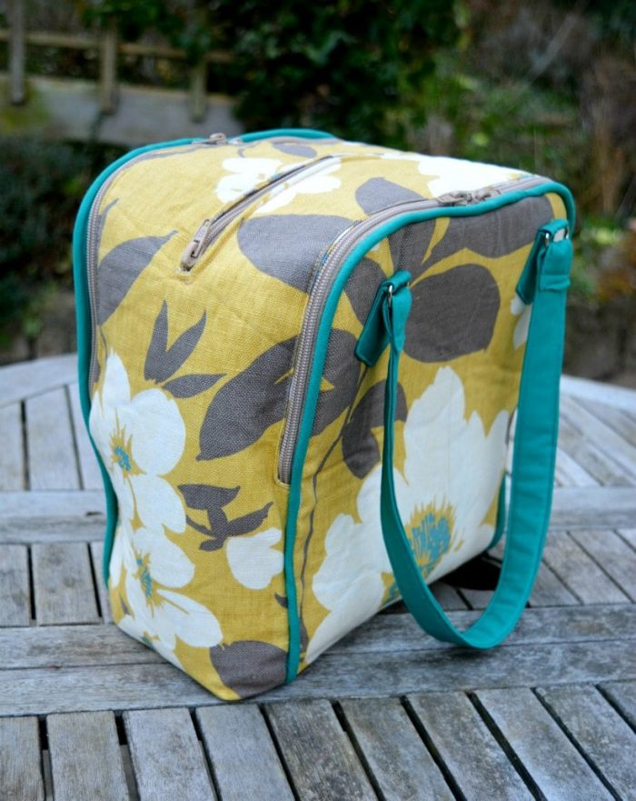 Ellory Bag by Vickymyerscreations