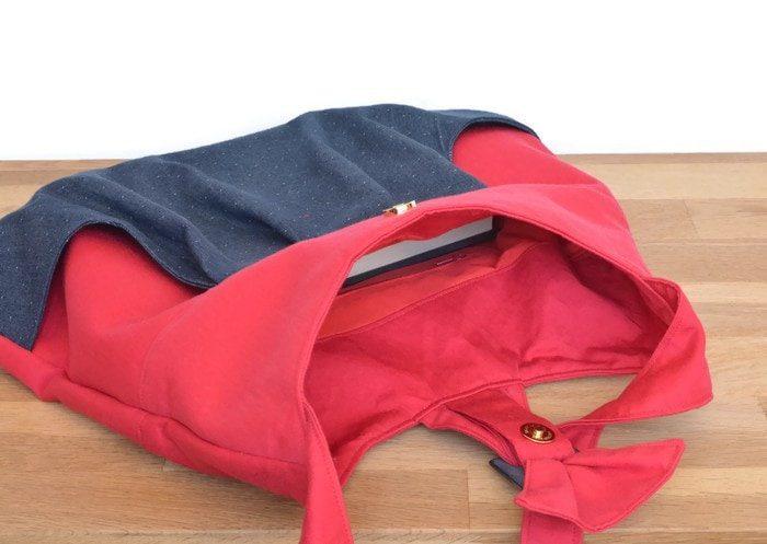 Lilian Bag inside