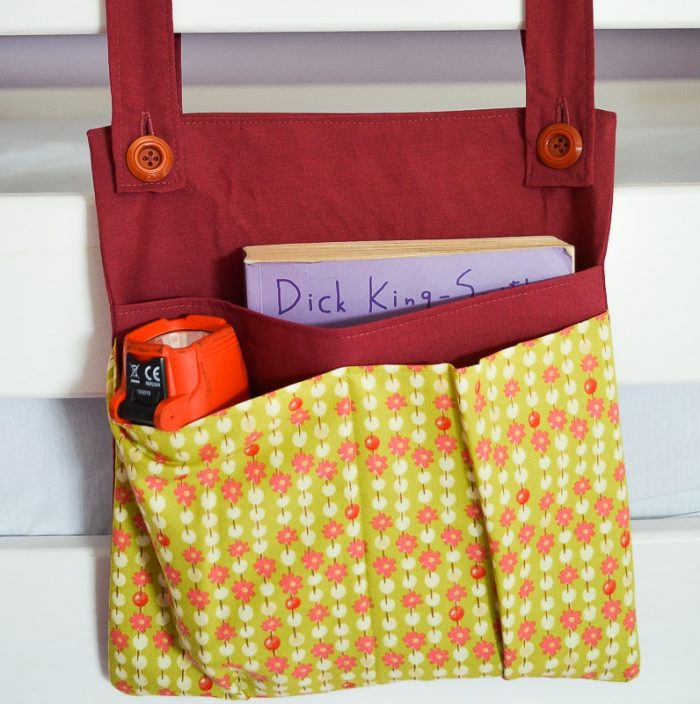 DIY Bunk Bed Caddy 6