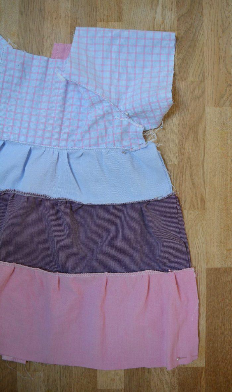 toddler shirt dress side seams