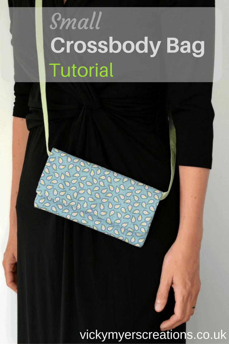 Small Crossbody Bag DIY 4