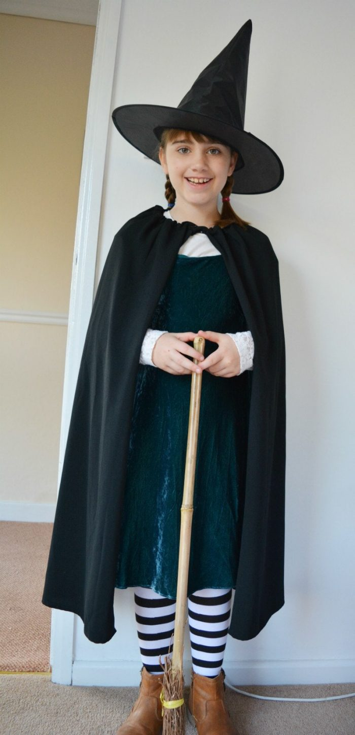 Worst Witch DIY Costume