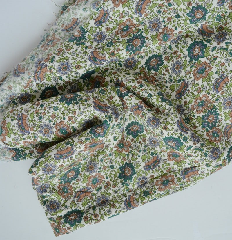 gifted fabric