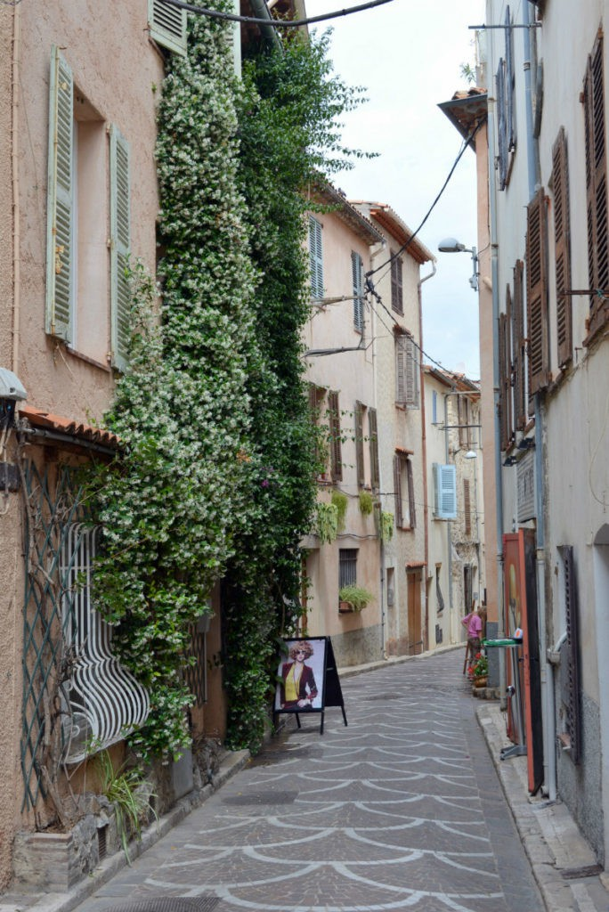 Antibes - old town
