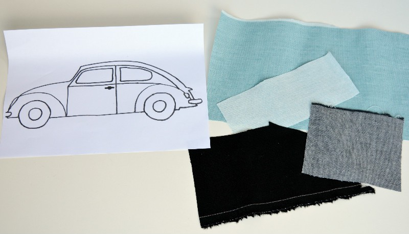 beetle-car-applique-fabrics