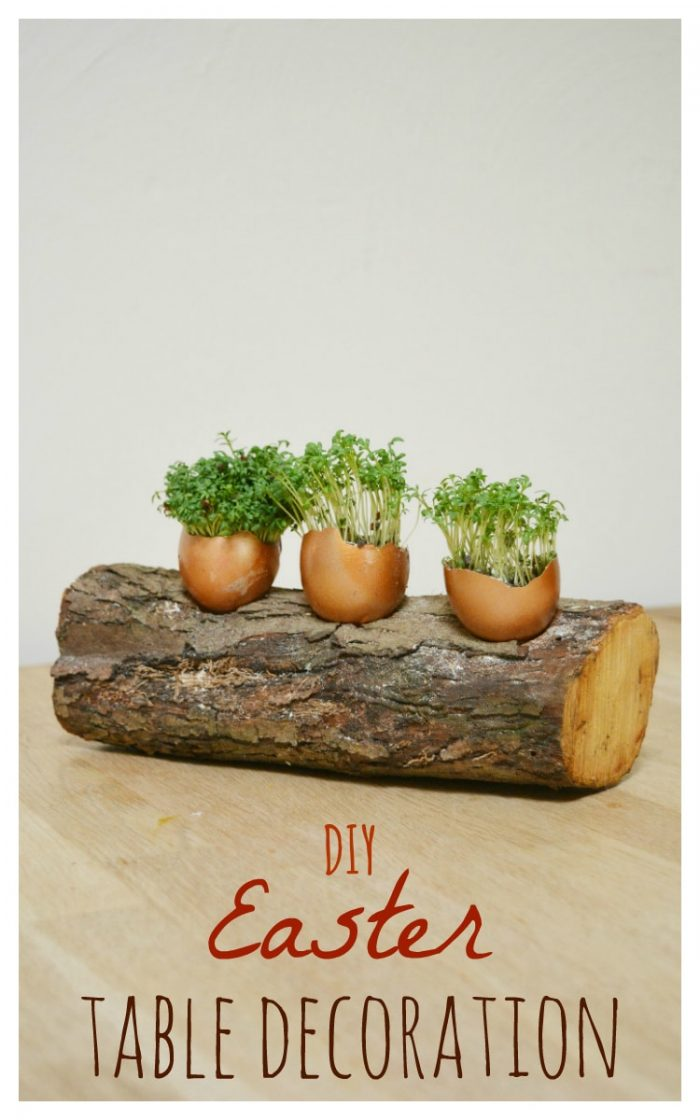 Egg Shell Easter Table Decoration 10