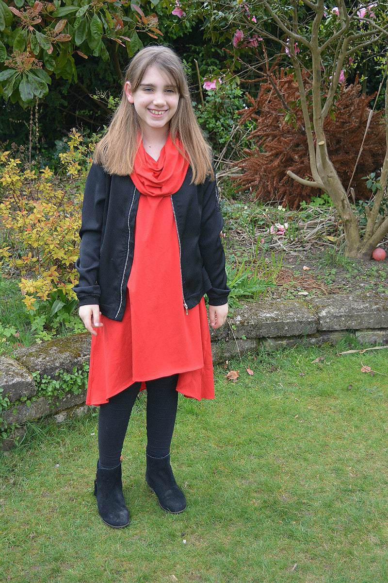 Sewing for a tween - Growing Up Handmade Blog Tour 2