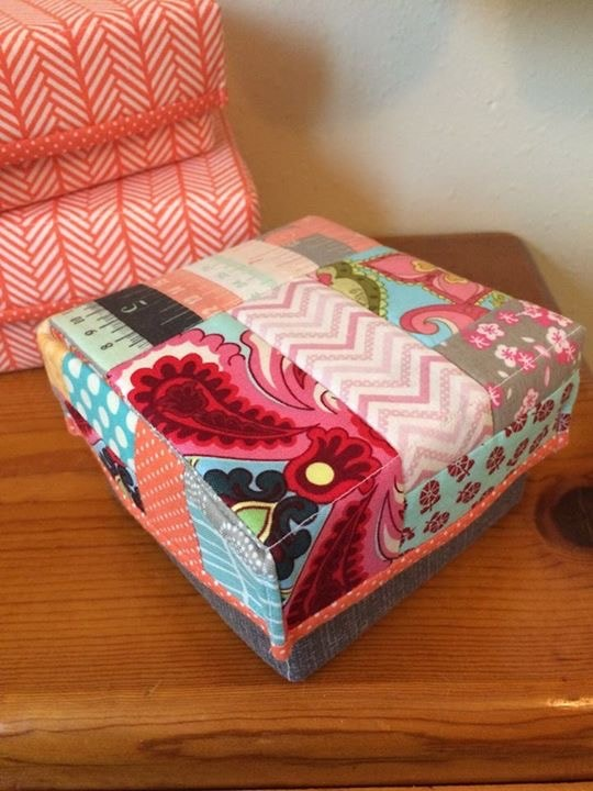 Cosy Nesting Boxes Pattern Review -Cozy Nest Designs 2