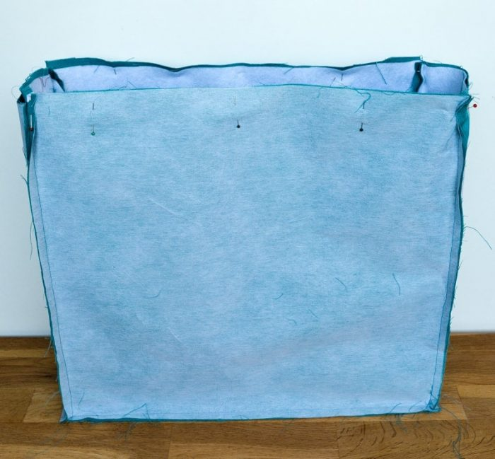 Free large beach bag pattern with pockets 8