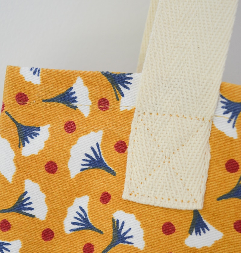 Quick and easy tote bag, transform an old t towel 12