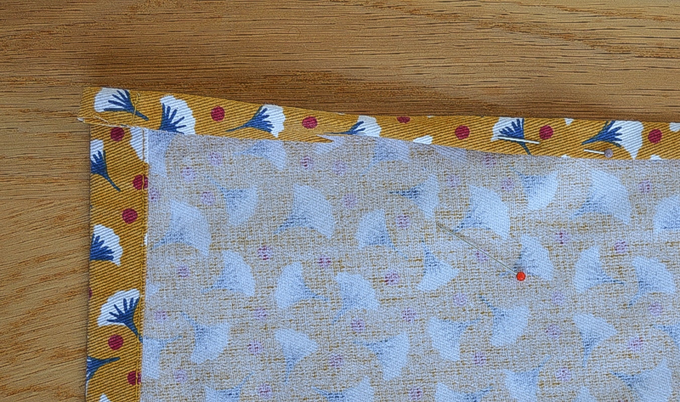 Quick and easy tote bag, transform an old t towel 8