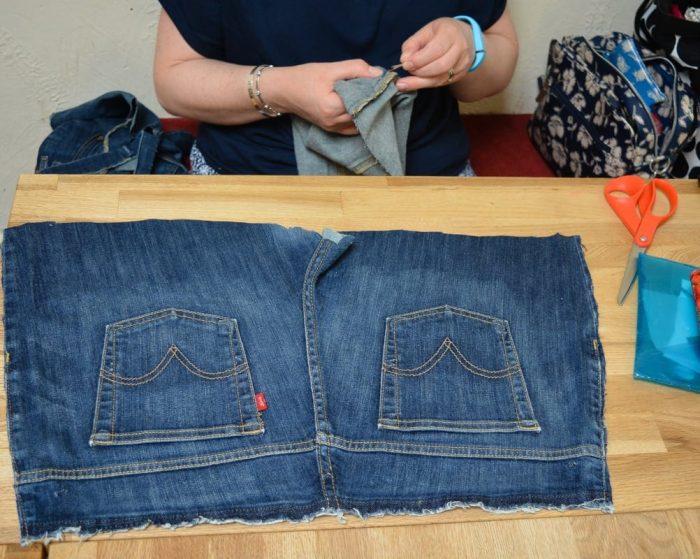 Clutch Bag Workshop 4