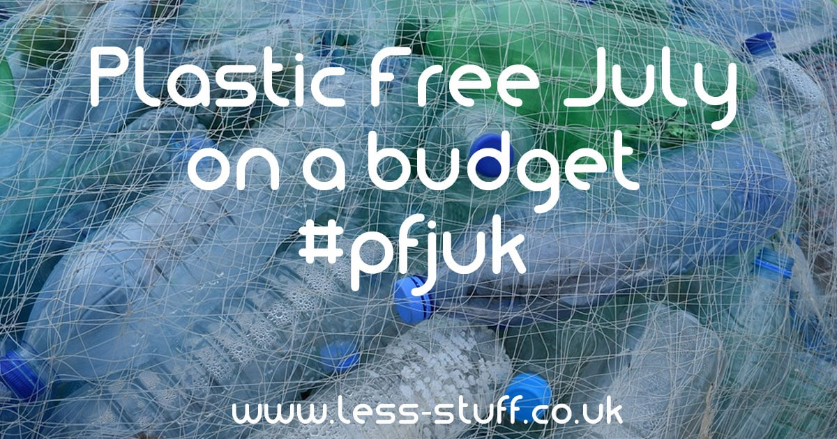3 quick and easy ways to save £120 a year and use less plastic 2