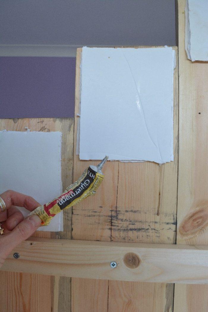 How to make an easy DIY Headboard 26