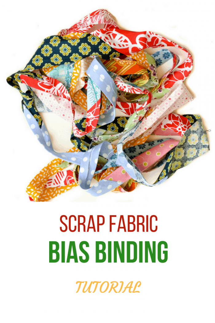 Are your towels looking a little tired, frayed around the edges? Learn how to update them with scrap fabric bias binding. #biasbindingtutorial #scrapfabricbiasbinding