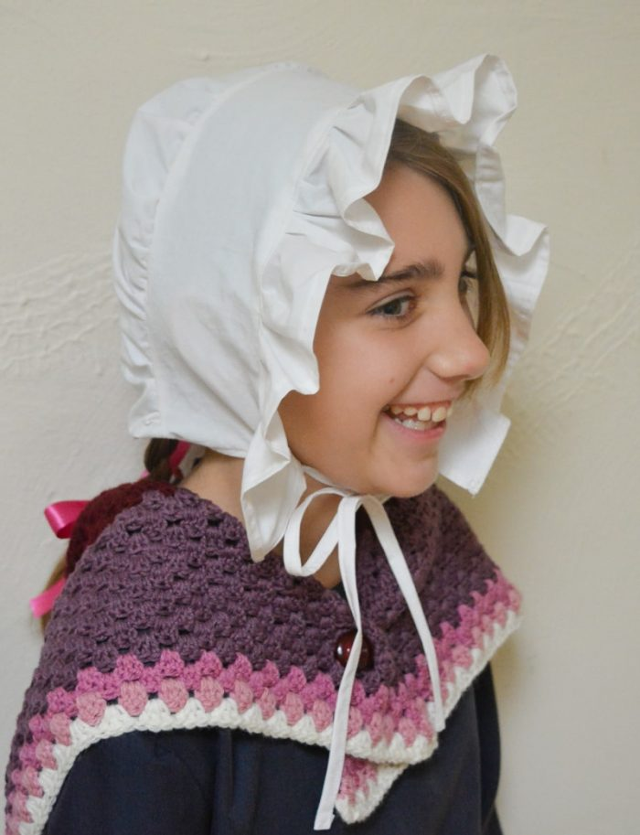 DIY Victorian Girls Costume 4