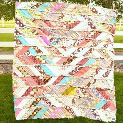 DIY Cosy Blankets 12