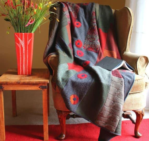 DIY Cosy Blankets 14