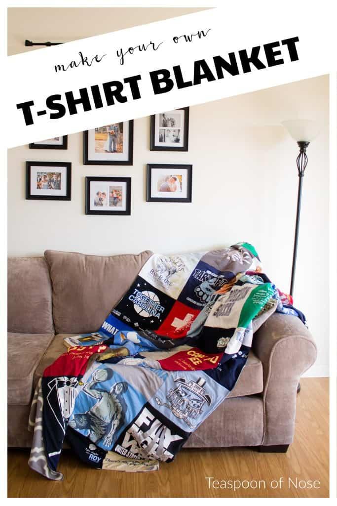 DIY Cosy Blankets 8