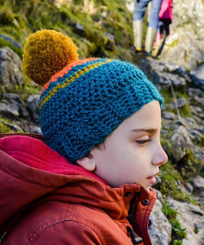 6 Quick & Free Crochet Hat Patterns 8