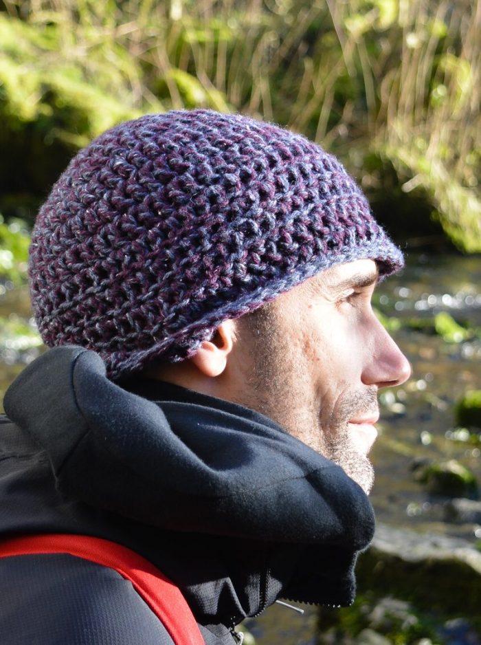 6 Quick & Free Crochet Hat Patterns 4
