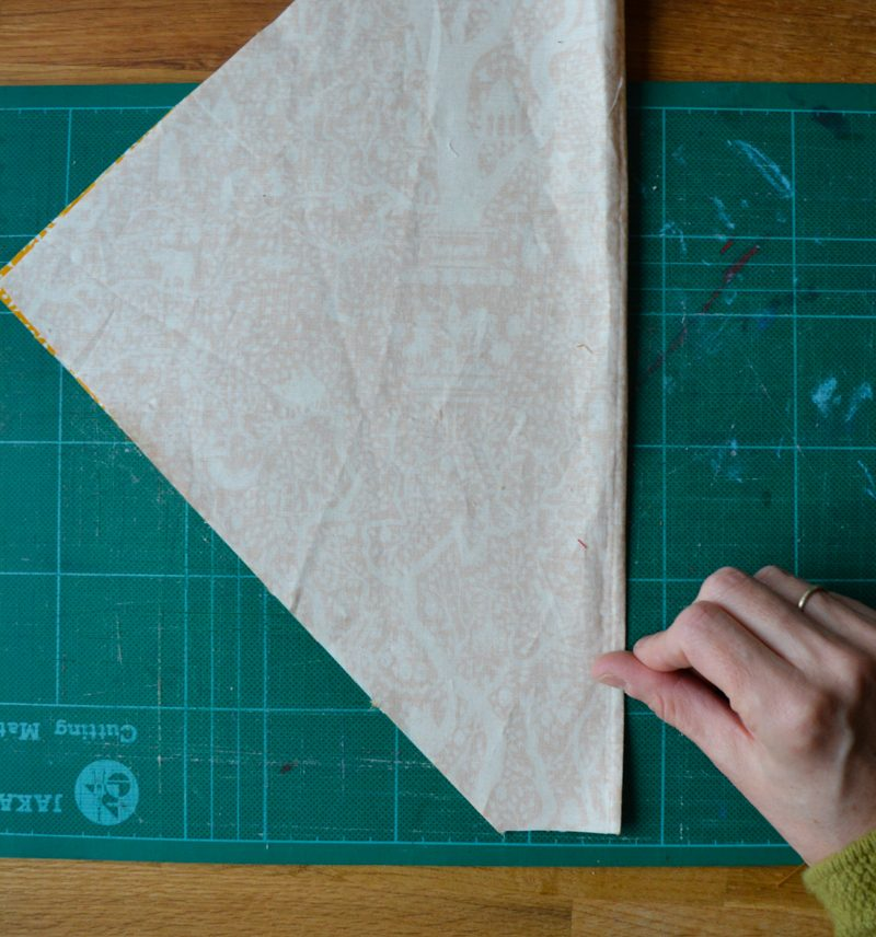 How to make a reusable sandwich wrap 14
