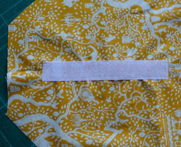 How to make a reusable sandwich wrap 16