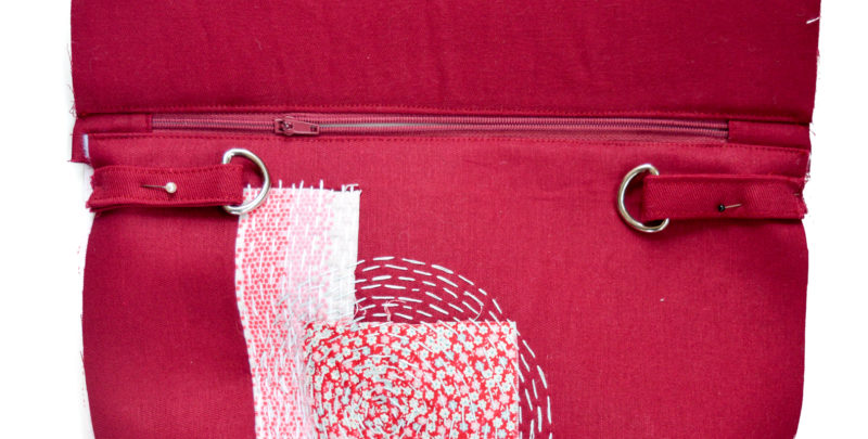 Boro Cross Body Bag Pattern - Free! 24