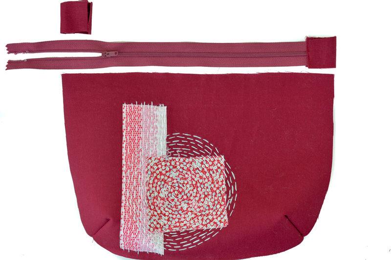 Boro Cross Body Bag Pattern - Free! 18