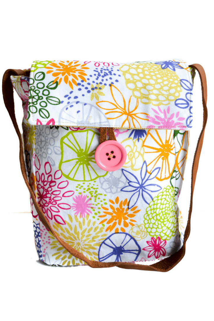 Free childrens bag patterns - Reversible Toddler Bag Pattern , free step by step tutorial to create reversible toddler bag