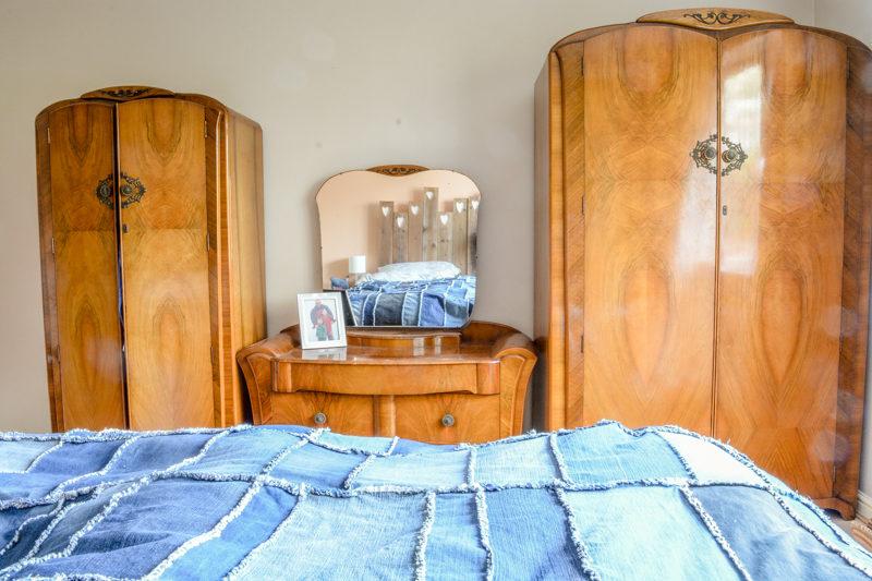 Hotel Bedroom Style #fabricguru 2