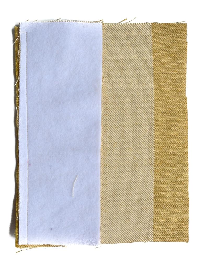 side panel of bag