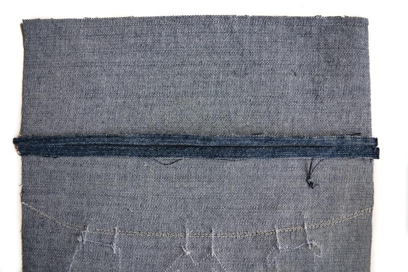 Denim Peg Bag Pattern 12