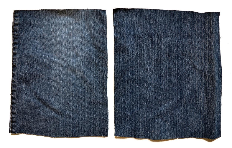 Denim Peg Bag Pattern 6