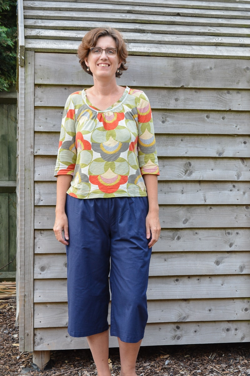 Bethany Pants Pattern Review 2