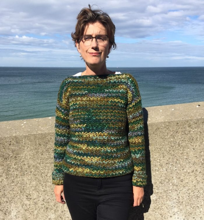 The Easiest Pullover Crochet Sweater - Pattern review