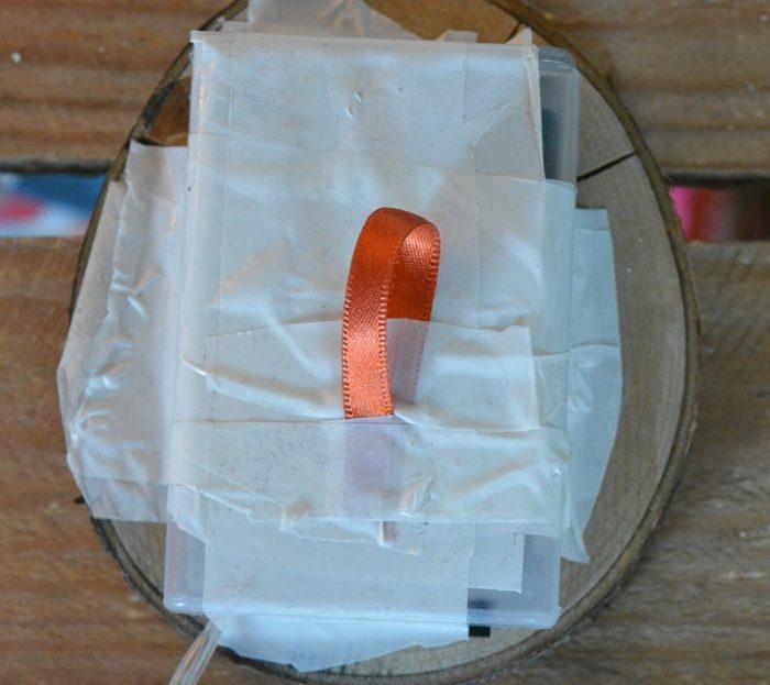 Denim DIY Mini Stocking Advent Calendar, Reusable Advent Calendar 26