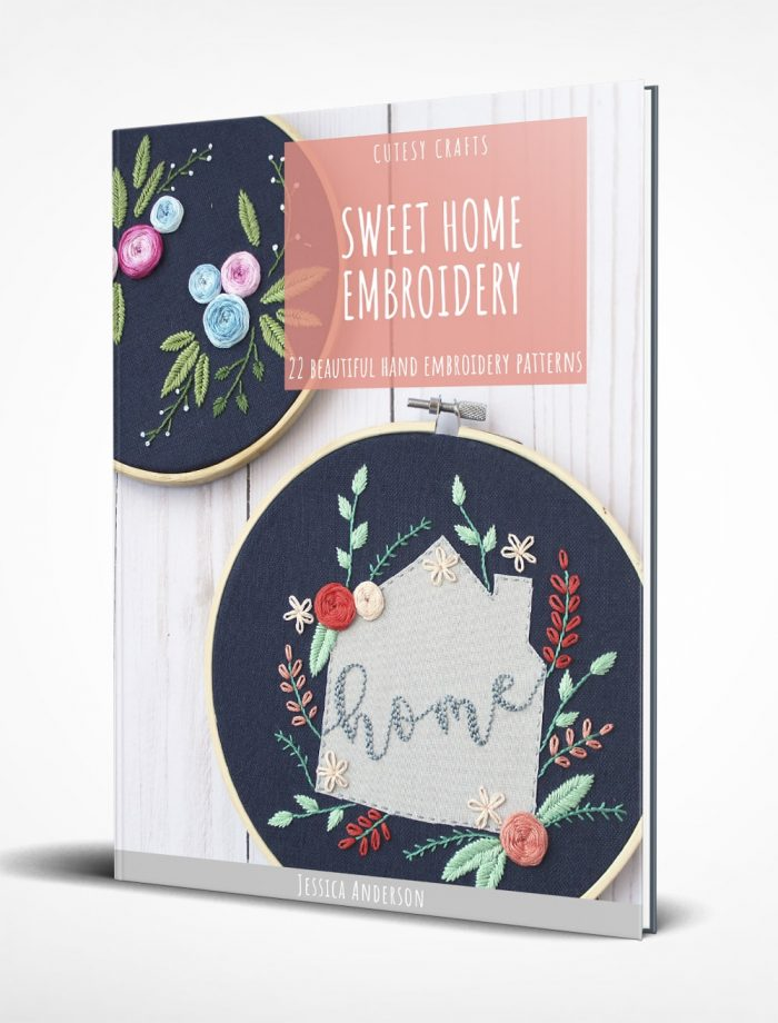 Sweet Home Embroidery Book Review 2