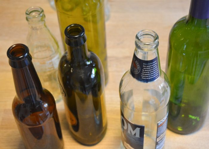 What can you make with glass bottles? Creative things to do with glass bottles