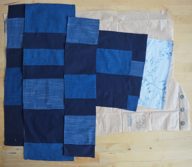 What do you refashion men's shirts into? Refashioning clothes into a Kamino 12