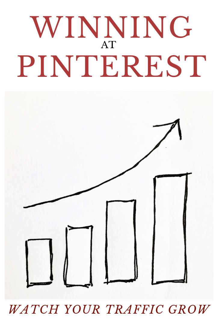 Learn how to use Pinterest to maximise your traffic with the Pinning Perfect Course 4